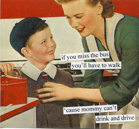 Bus %E2%80%93 1950s housewife meme 21 funny 1950s sarcastic housewife memes ~ humor for the ages,50s Housewife Meme