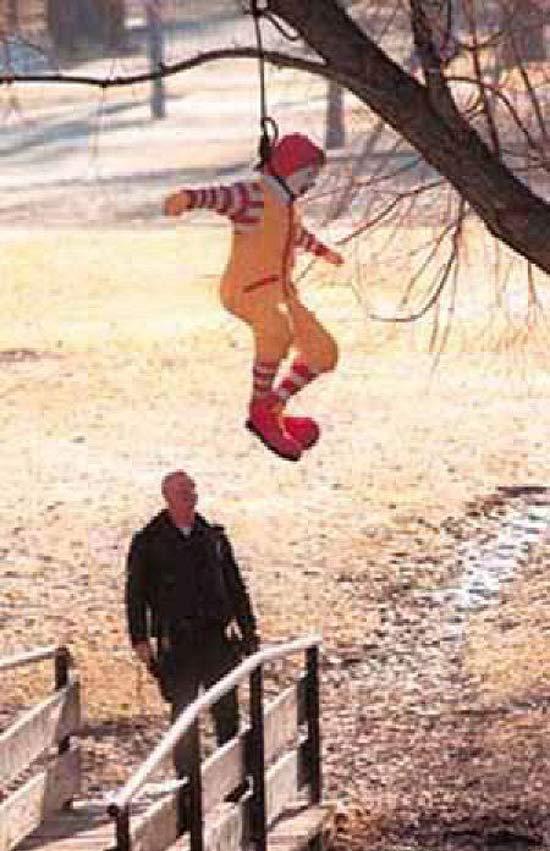 ronald-mcdonald-hanging-himeslf-suicide.