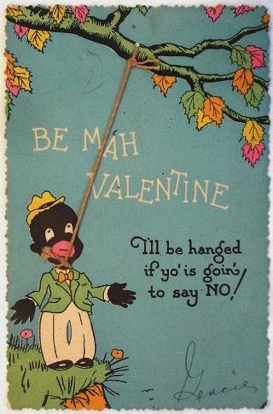 34 Vintage Creepy Valentines Day Cards For Crazy Romantics – Vintage Valentine Cards