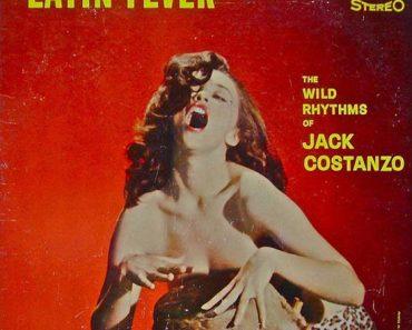 Latin Fever Jack Costanzo ~ The Worst Bad Classic Album Cover Art