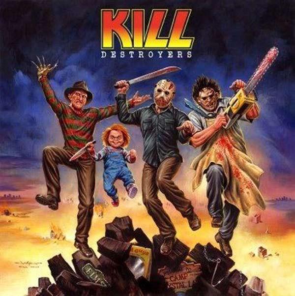 kiss album parody kill horror movies 31 funny pics & memes filled with strangely odd humor team jimmy joe