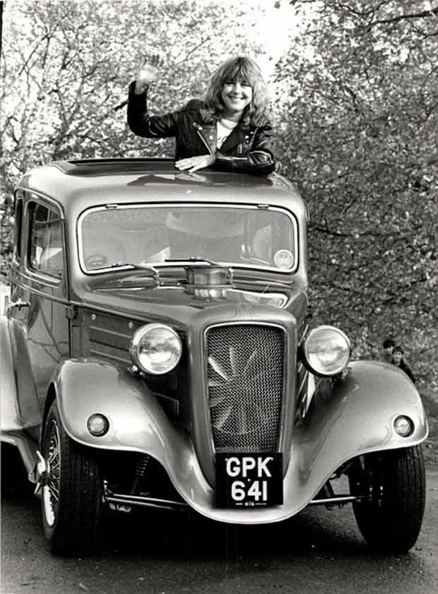 23 Rocks Stars and Their Classic Cars | Team Jimmy Joe
