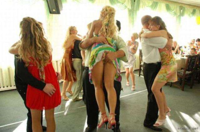 эротика на свадьбе фото