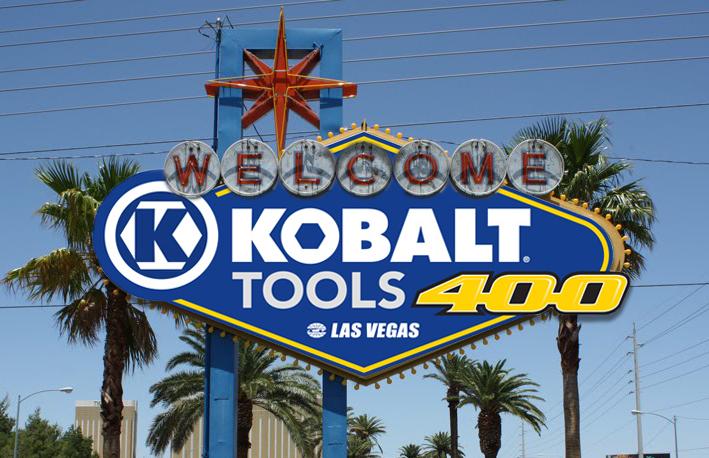 Kobalt Tools 400 Las Vegas 400